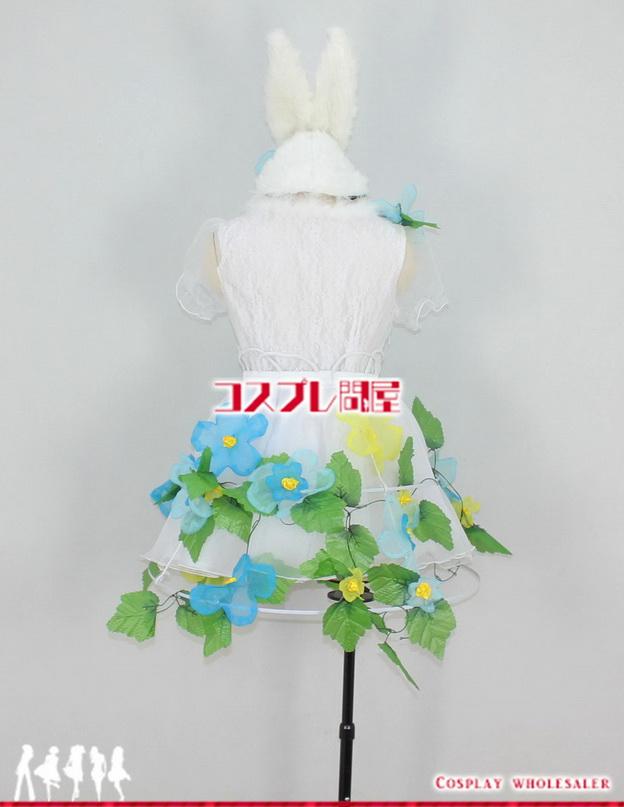 東京ディズニーランド(TDL) ディズニー・イースター2014 うさぎダンサー 青 レプリカ衣装 フルオーダー 🅿