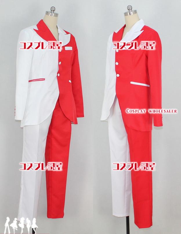 C&K(シーアンドケー)★CLIEVY(クリビー) 紅白レプリカスーツ フルオーダー