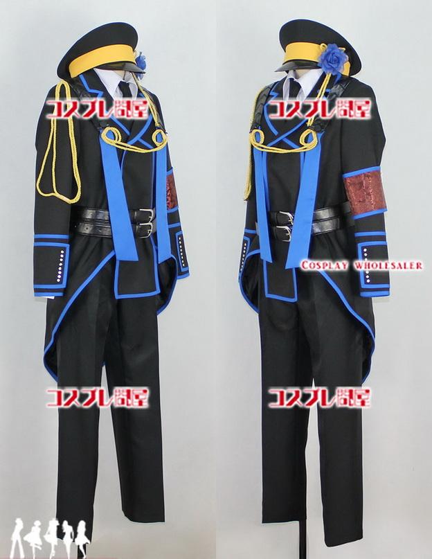 VOCALOID(ボーカロイド・ボカロ) Arrest Rose KAITO コスプレ衣装 フルオーダー 🅿