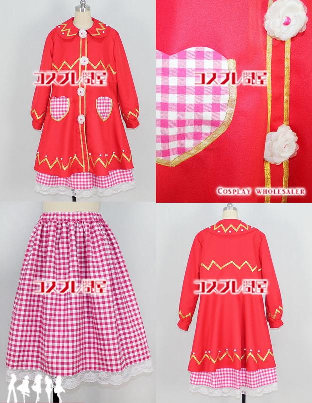 東京ディズニーシー(TDS) セブンライツ・オブ・クリスマス ミニー レプリカ衣装 フルオーダー