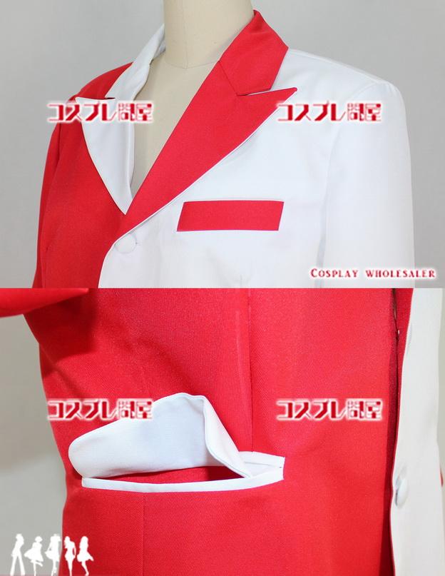 C&K(シーアンドケー)★KEEN(キーン) 紅白レプリカスーツ フルオーダー