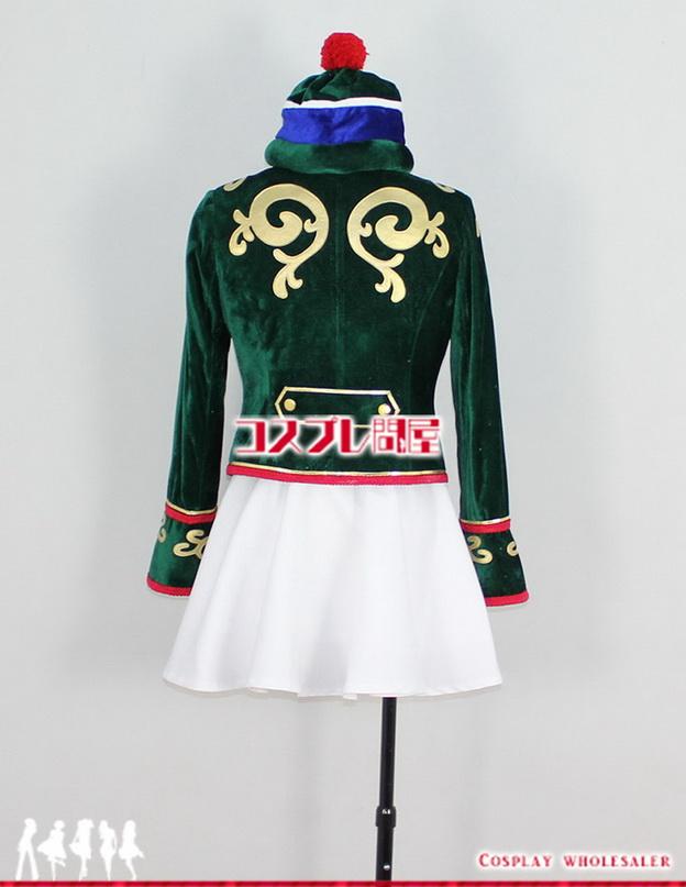 東京ディズニーシー(TDS) クリスマス・ウィッシュ ホリデーグリーティング・フロム・セブンポート ハーバー ダンサー レプリカ衣装 フルオーダー