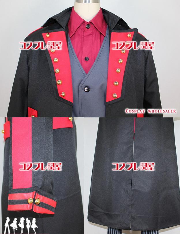 仮面ライダー鎧武 ザック チームバロン(TEAM BARON) レプリカ衣装 フルオーダー