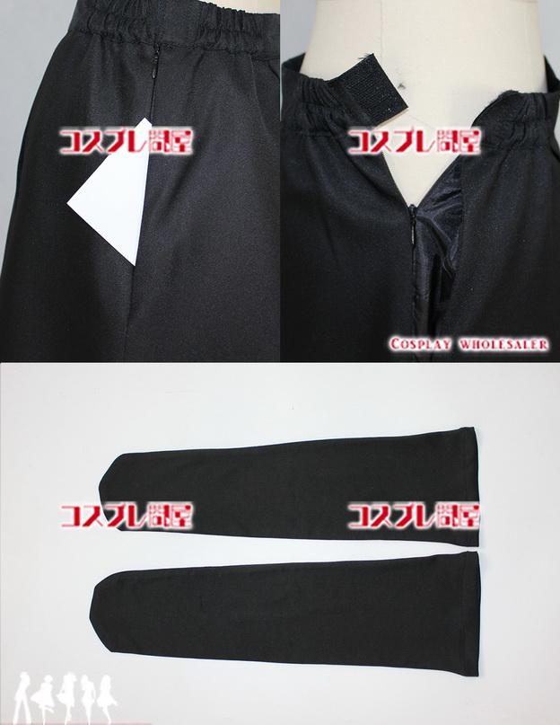 喰霊-零-(GA-REI -zero-) 諌山黄泉(いさやまよみ) 修正版 コスプレ衣装 フルオーダー