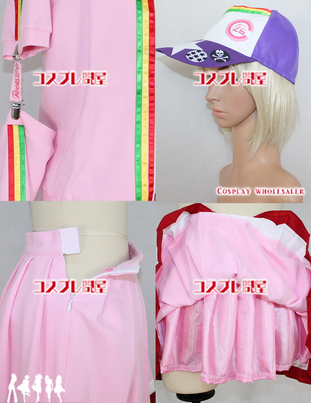 ビートマニア(beatmania IIDX) 梅桐天土(うめぎりあめと) コスプレ衣装 フルオーダー