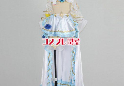 白猫プロジェクト 正月 エクセリア(魔) コスプレ衣装 フルオーダー