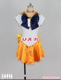 美少女戦士セーラームーン(セラムン) 愛野美奈子 セーラーヴィーナス コスプレ衣装 フルオーダー