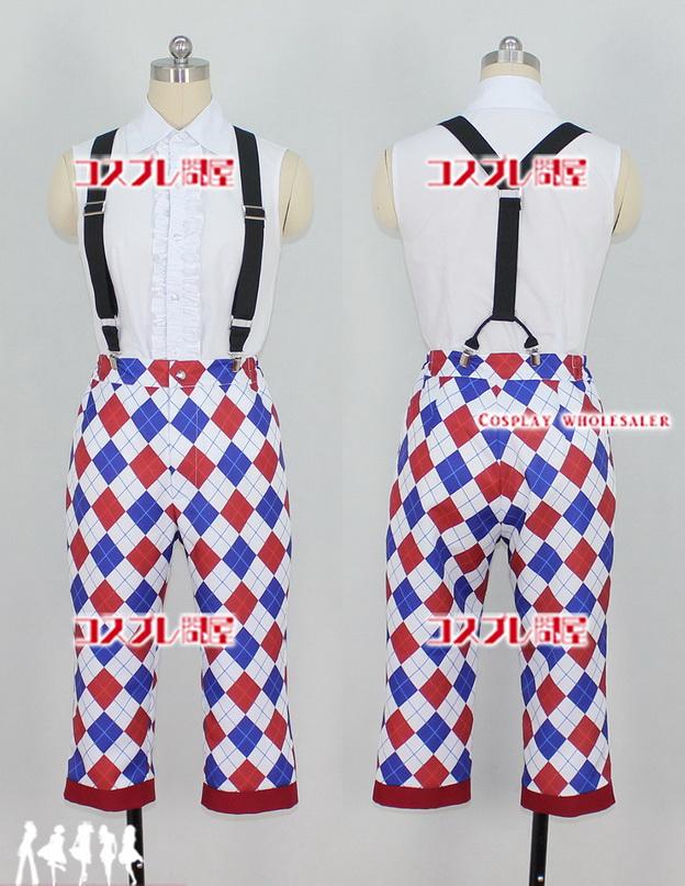 AAA(トリプル・エー) 與真司郎 V.O.L レプリカ衣装 フルオーダー