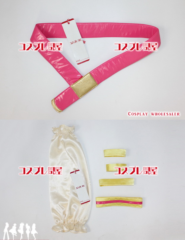 ラブライブ! 高坂穂乃果 Music S.T.A.R.T!!(ミュージックスタート)ミニセット コスプレ衣装 フルオーダー