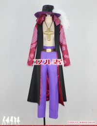 ONE PIECE(ワンピース・OP・ワンピ) ジュラキュール・ミホーク コスプレ衣装 フルオーダー