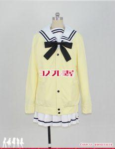 君と彼女と彼女の恋。(ととの) 曽根美雪 制服 コスプレ衣装 フルオーダー