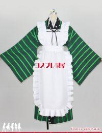 ご注文はうさぎですか?(ごちうさ) 宇治松千夜(うじまつちや) コスプレ衣装 フルオーダー