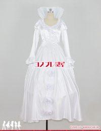 アルドノア・ゼロ アセイラム・ヴァース・アリューシア ドレス パニエ付き コスプレ衣装 フルオーダー