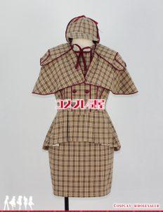 Perfume(パフューム) 樫野有香(かしゆか) 未来のミュージアム レプリカ衣装 フルオーダー
