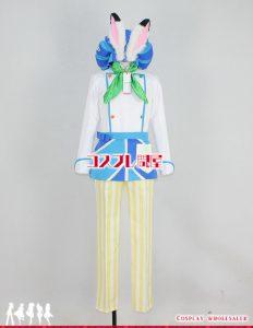 東京ディズニーランド(TDL) シェフバニー 2015 コスプレ衣装 フルオーダー