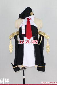 BLAZBLUE(ブレイブルー) マコト=ナナヤ 統制機構制服 コスプレ衣装 フルオーダー