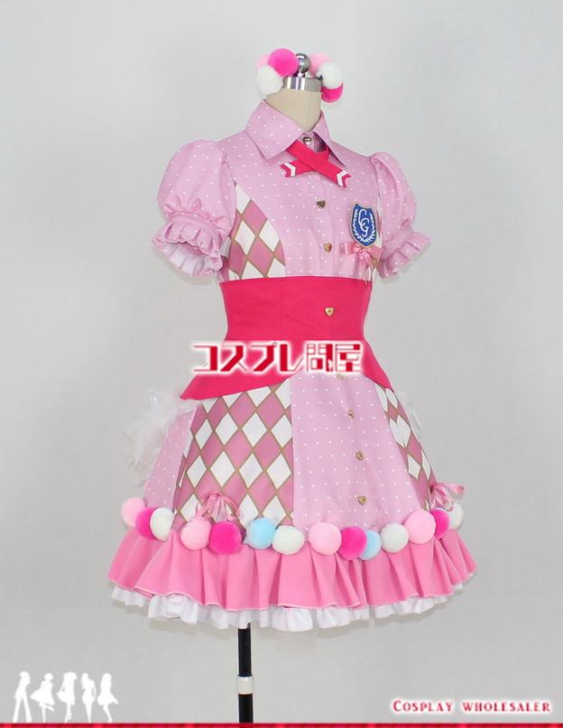 アイドルマスター シンデレラガールズ 小早川紗枝 Cute jewelries! 002 パニエなし コスプレ衣装 フルオーダー 🅿