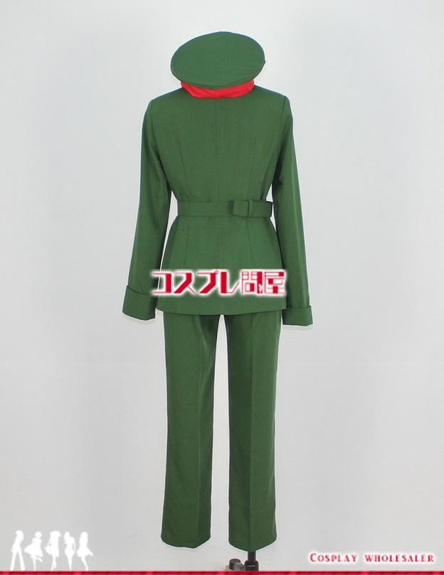 獄都事変 佐疫(さえき) コスプレ衣装 フルオーダー