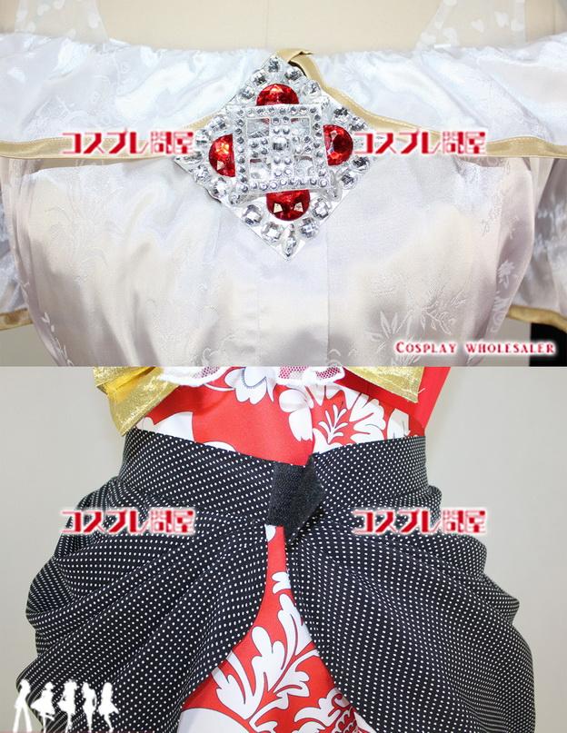 AAA 伊藤千晃 10th Anniversary SPECIAL 野外 LIVE in 富士急ハイランド フルセット レプリカ衣装 フルオーダー