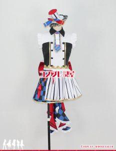 ラブライブ! スクールアイドルフェスティバル UR 園田海未 9月 カフェメイド編 覚醒後 コスプレ問屋 フルオーダー