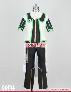 テイルズ オブ ジ アビス(TOA) シンク 超シンク コスプレ衣装 フルオーダー
