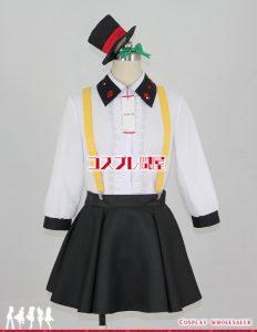 ラブライブ! School idol project 星空凛 Hello,星を数えて コスプレ衣装 フルオーダー
