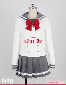 ラブライブ!サンシャイン!! 浦の星女学院 2年生 冬制服 コスプレ衣装 フルオーダー