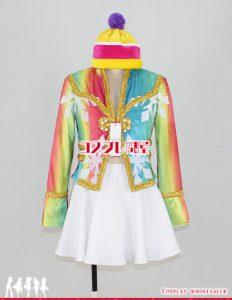 東京ディズニーシー(TDS) クリスマス・ウィッシュ ホリデーグリーティング・フロム・セブンポート ダンサー レプリカ衣装 フルオーダー