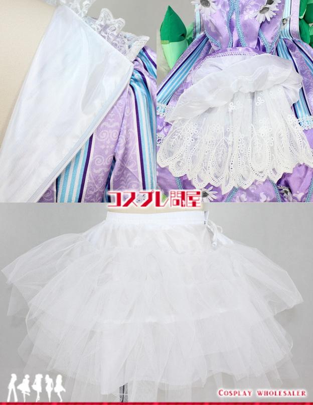 東京ディズニーランド(TDL) ヒッピティ・ホッピティ・スプリングタイム 女性ダンサー 紫 レプリカ衣装 フルオーダー 🅿