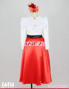 ディズニー・クルーズライン(DCL) 2014 地中海 フランスミニー レプリカ衣装 フルオーダー