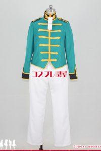 機動戦士ガンダムUC(ユニコーン) アンジェロ・ザウパー コスプレ衣装 フルオーダー