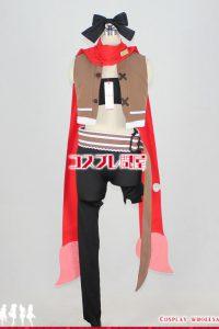 Re:ゼロから始める異世界生活 フェルト コスプレ衣装 フルオーダー