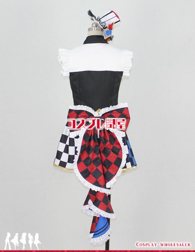 ラブライブ! スクールアイドルフェスティバル UR 星空凛 9月 カフェメイド編 覚醒後 コスプレ衣装 フルオーダー 🅿