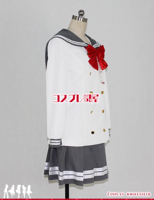 ラブライブ!サンシャイン!! 浦の星女学院 2年生 冬制服 修正版 コスプレ衣装 フルオーダー
