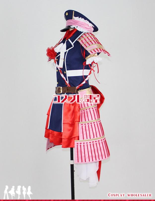 刀剣乱舞(とうらぶ) 乱藤四郎 極 コスプレ衣装 フルオーダー 🅿