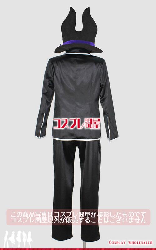 東京ディズニーシー(TDS) ヴィランズの手下 マルフィ レプリカ衣装 フルオーダー [1447A]