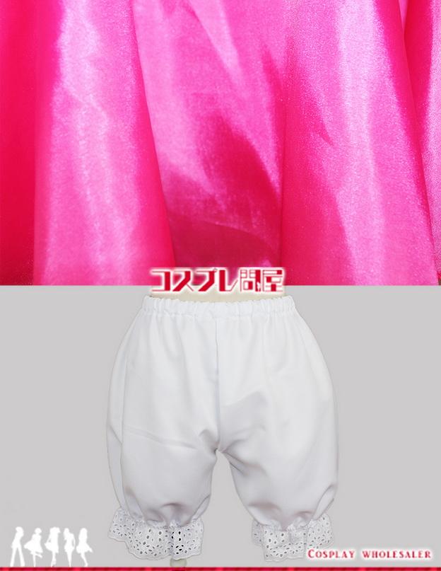 東京ディズニーランド(TDL) トゥーンタウン ミニー ドロワーズ付き レプリカ衣装 フルオーダー