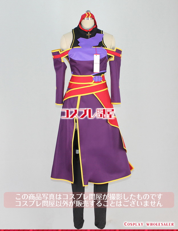 ソードアート・オンライン(Sword Art Online・SAO) ユウキ コスプレ衣装 フルオーダー