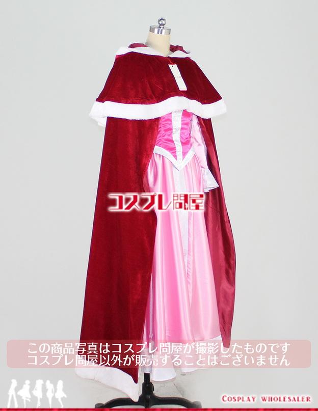 ディズニー(Disney) ベル 美女と野獣 冬ドレス コスプレ衣装 フルオーダー