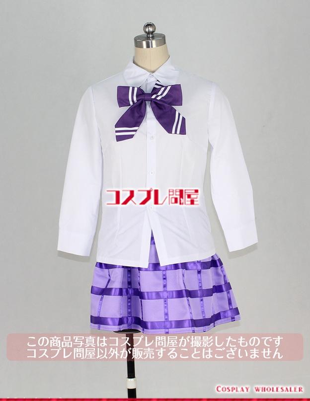アイドルマスター シンデレラガールズ 城ヶ崎美嘉 制服 コスプレ衣装 フルオーダー