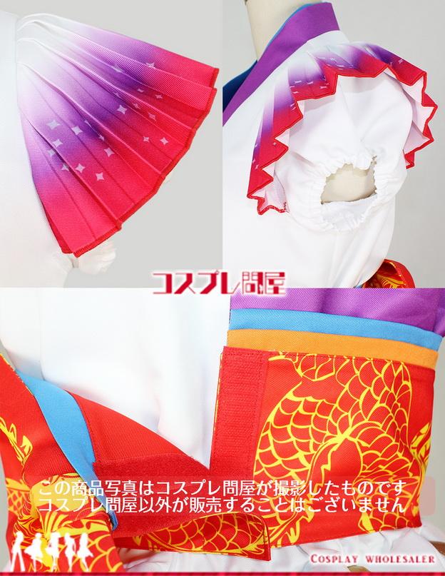 東京ディズニーランド(TDL) ディズニー夏祭り2016 彩涼華舞 デイジーダック コスプレ衣装 フルオーダー 🅿