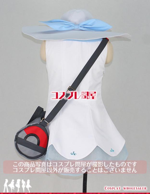 ポケットモンスター サン・ムーン(ポケモン) リーリエ フルセット コスプレ衣装 フルオーダー