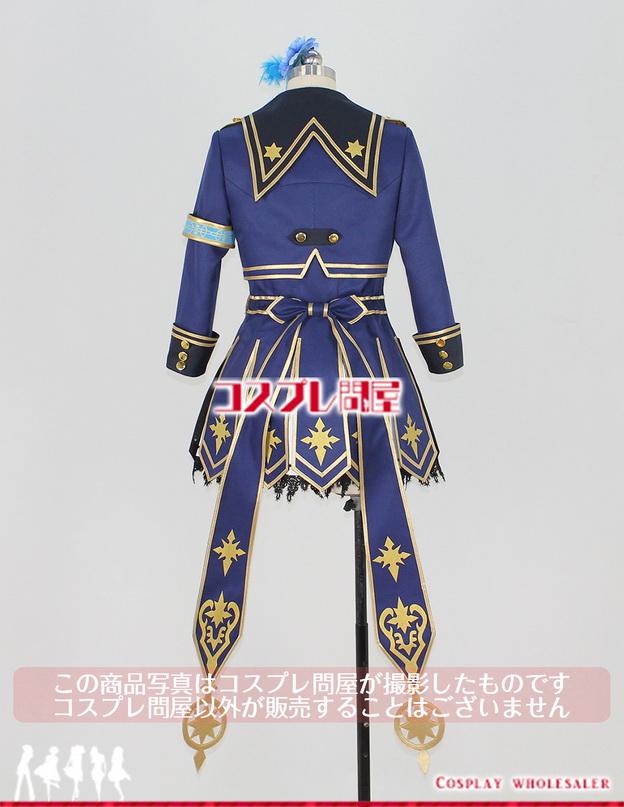 アイドルマスターシンデレラガールズ(デレステ) アナスタシア SSR+ 星巡る物語 特訓後 コスプレ衣装 フルオーダー 🅿 ※既成サイズのみ