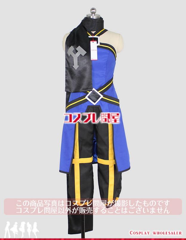 テイルズ オブ シンフォニア -ラタトスクの騎士-(TOS-R) エミル・キャスタニエ ブーツカバー付き コスプレ衣装 フルオーダー