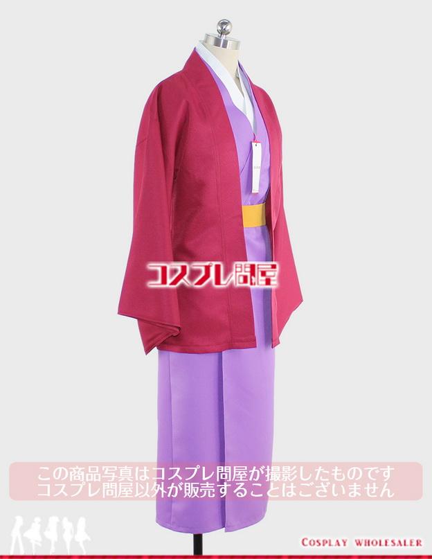 銀魂(ぎんたま) 高杉晋助 幼少 66巻の表紙 コスプレ衣装 フルオーダー