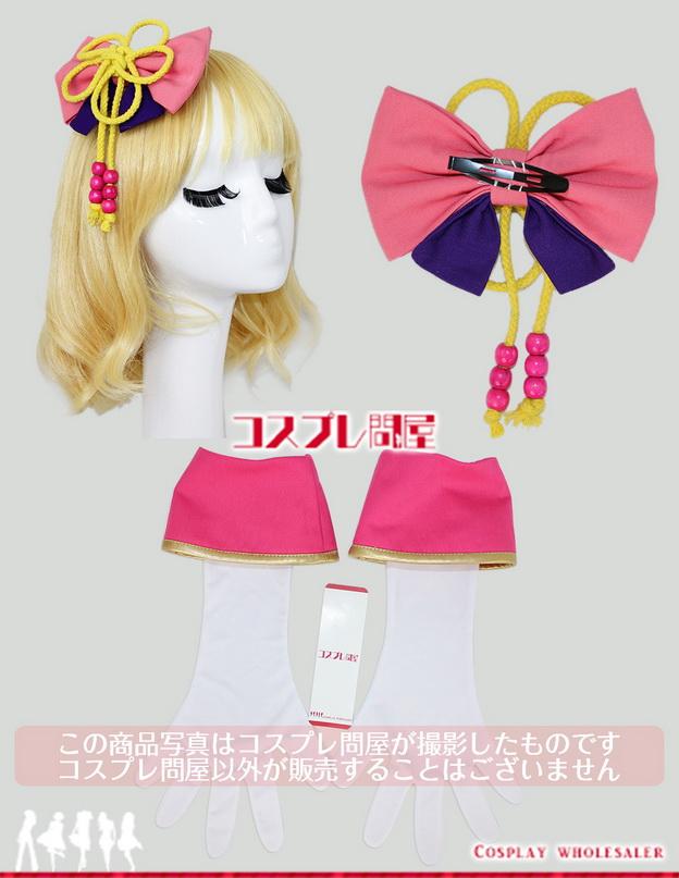 熱響!乙女フェスティバル 徳川イエヤス PERFECT ANGEL 髪飾り付き コスプレ衣装 フルオーダー