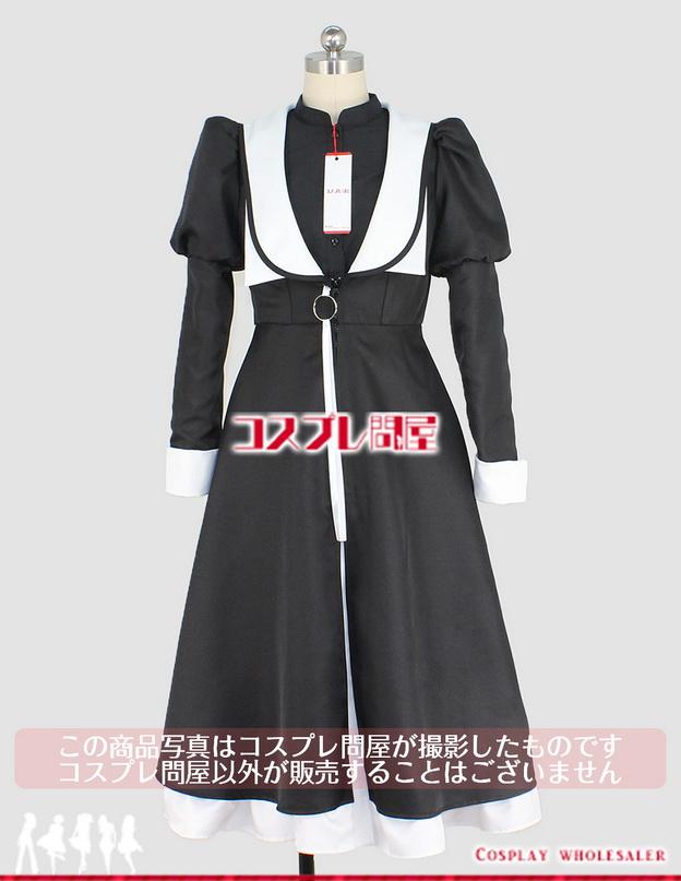 聖痕のクェイサー 翠玲学園 制服 白襟 コスプレ衣装 フルオーダー