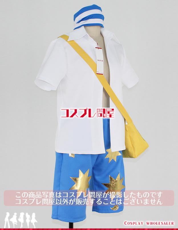 ONE PIECE(ワンピース・OP・ワンピ) ウソップ シャボンディ 鞄付き コスプレ衣装 フルオーダー