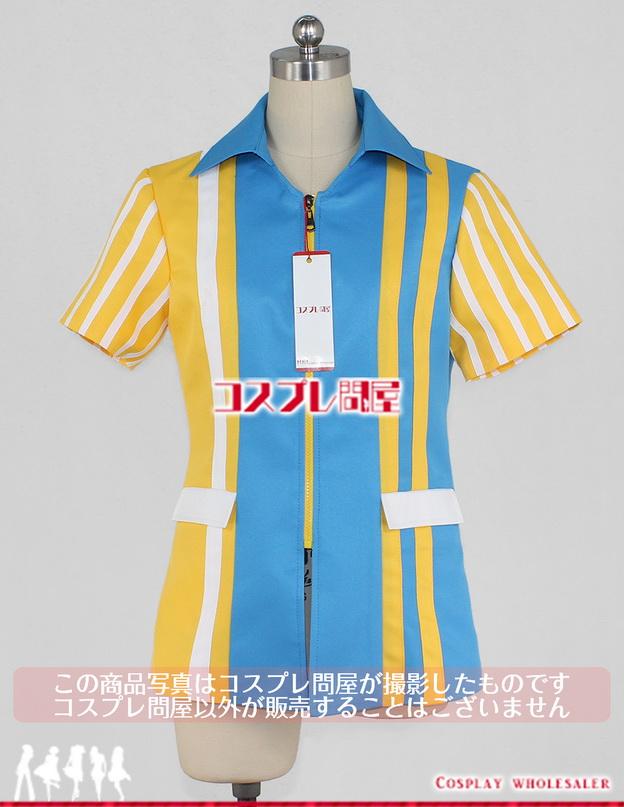THE IDOLM@STER SideM(アイマス) 鷹城恭二 フリーター コンビニ服 コスプレ衣装 フルオーダー