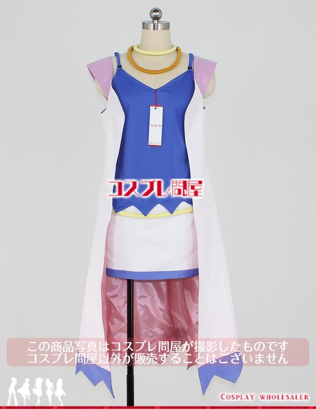 魔導物語・ぷよぷよ ルルー コスプレ衣装 フルオーダー